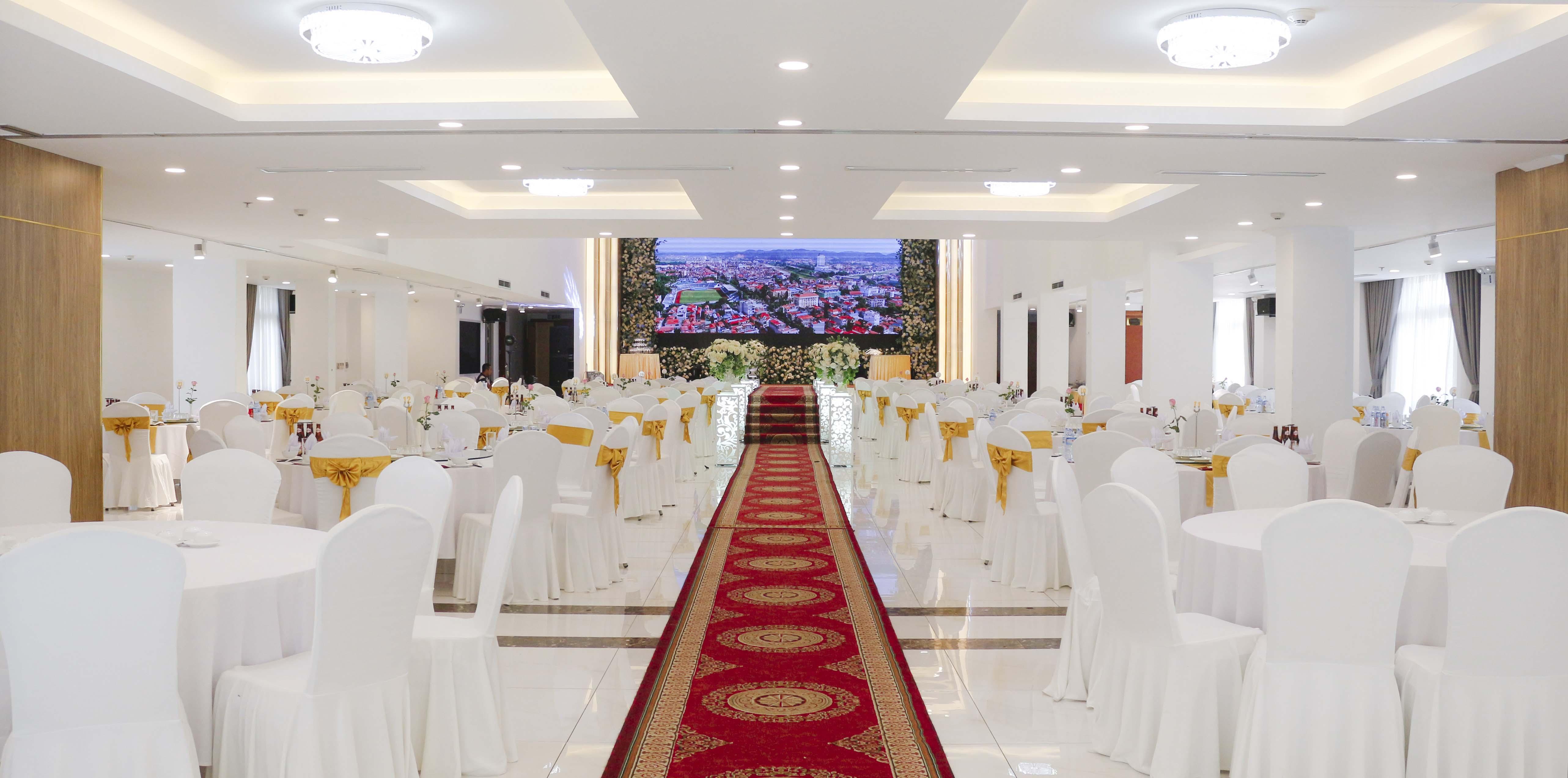 Nhà hàng / Tiệc cưới