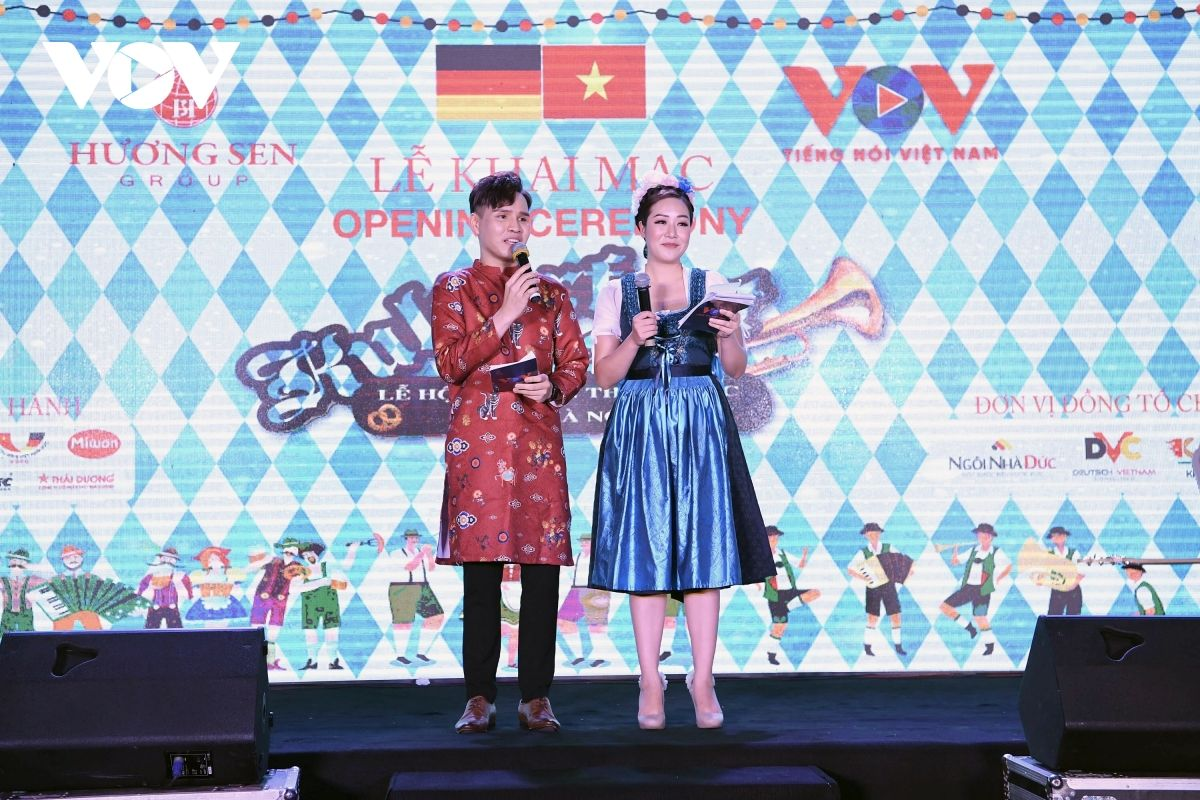 Lễ hội văn hoá Việt - Đức Kulturfest 2020